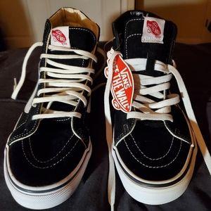 """Vans """"SK8 - HI""""  High top Skater Shoes"""